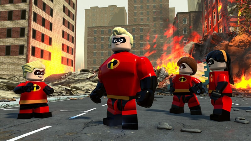 LEGO Disney•Pixar's The Incredibles - Image - Image 1
