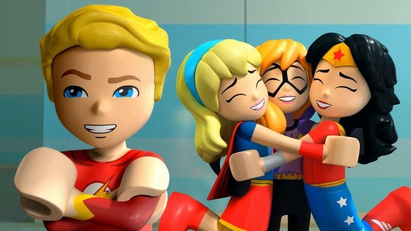 LEGO DC Super Hero Girls: Brain Drain - Image - Image 1