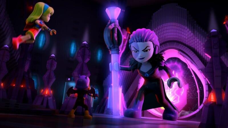 LEGO DC Super Hero Girls: Brain Drain - Image - Image 2