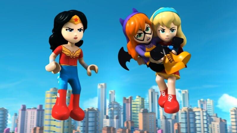LEGO DC Super Hero Girls: Brain Drain - Image - Image 4
