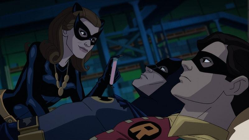 Batman: Le retour des Justiciers Masqués - Image - Image 3
