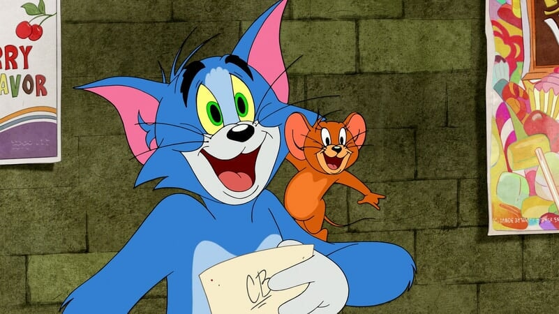 Tom and Jerry: Willy Wonka and the Chocolate Factory - Image - Image 1