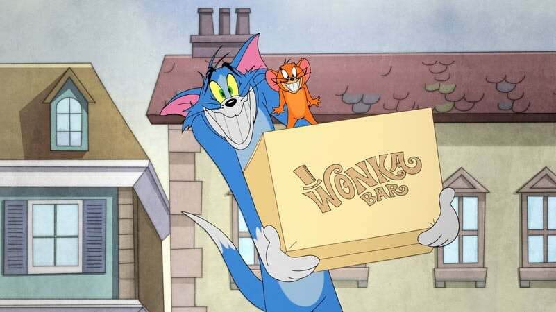 Tom and Jerry: Willy Wonka and the Chocolate Factory - Image - Image 2