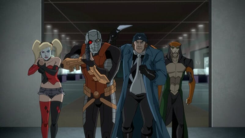 DCU: Suicide Squad: Hell To Pay - Image - Image 1