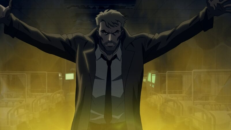 DC Constantine: City of Demons - Image - Image 1