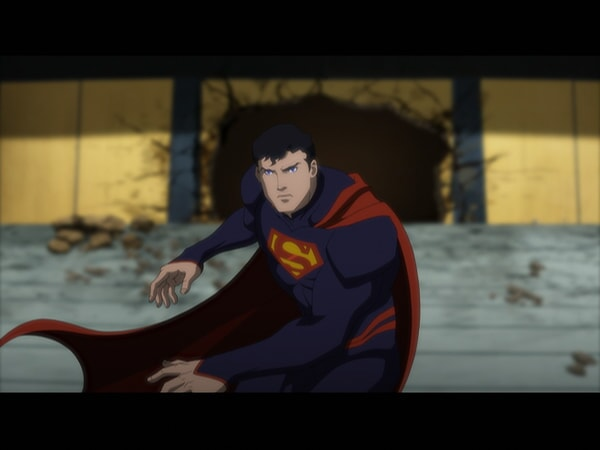 Justice League vs. Teen Titans - Image - Image 1