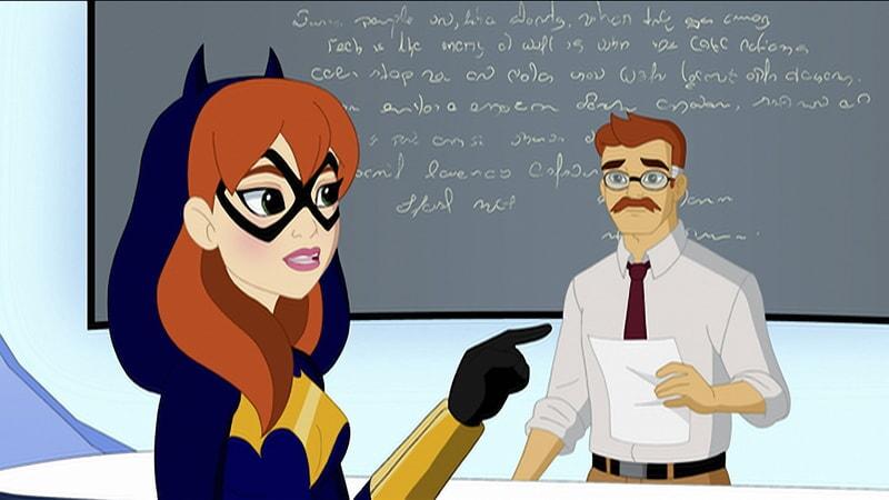 DC Super Hero Girls : Héroïne de l'année - Image - Image 1