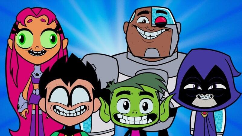 Teen Titans GO! Le Film - Image - Image 1