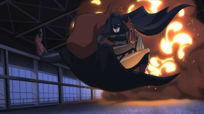 Batman: Bad Blood - Image - Image 4