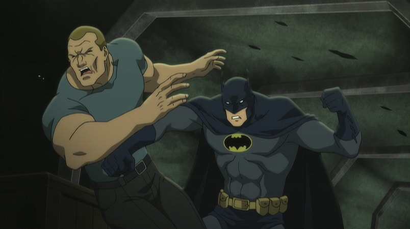 Batman: Bad Blood - Image - Image 5
