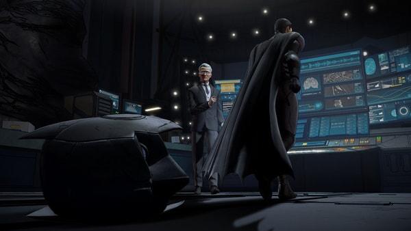 Batman: The Telltale Series - Image - Image 3