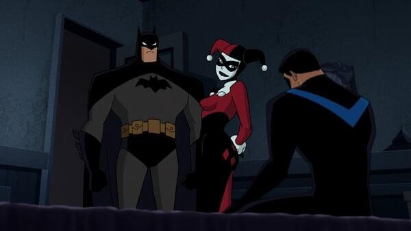 Batman and Harley Quinn - Image - Image 1