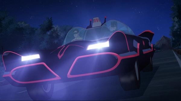 Batman: Le retour des Justiciers Masqués - Image - Image 2