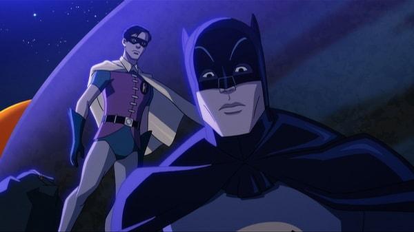 Batman: Le retour des Justiciers Masqués - Image - Image 13