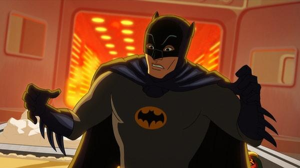 Batman: Le retour des Justiciers Masqués - Image - Image 4