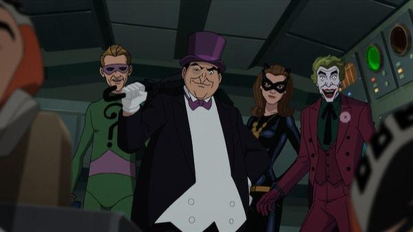 Batman: Le retour des Justiciers Masqués - Image - Image 5