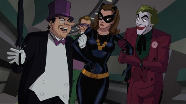 Batman: Le retour des Justiciers Masqués - Image - Image 6