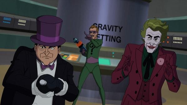 Batman: Le retour des Justiciers Masqués - Image - Image 7