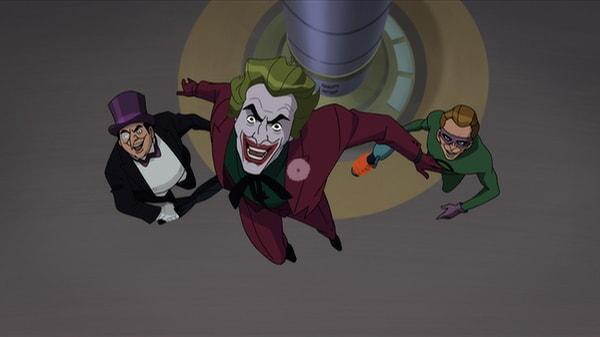 Batman: Le retour des Justiciers Masqués - Image - Image 8