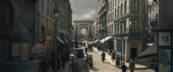 Fantastic Beasts: The Crimes of Grindelwald - Image - Image 9