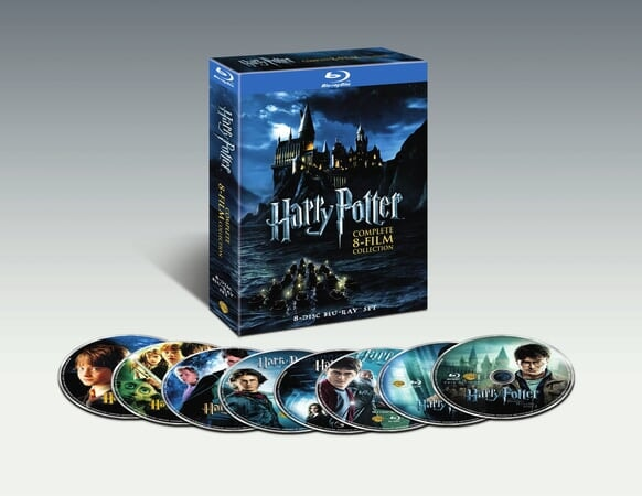 Harry Potter 8-Film Collection - Image - Image 1