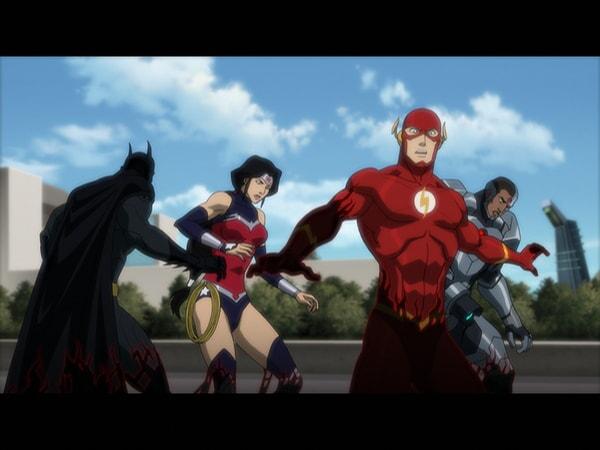 Justice League vs. Teen Titans - Image - Image 4