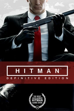 Hitman Definitive Edition  - Key Art