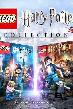LEGO Harry Potter Collection - Key Art
