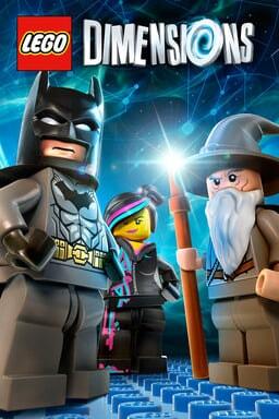 LEGO Dimensions - Key Art