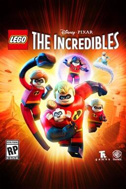 LEGO Disney•Pixar's The Incredibles - Key Art