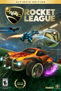 Rocket League: Ultimate Edition - Key Art