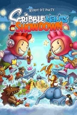 Scribblenauts Showdown - Key Art
