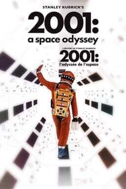 2001: A Space Odyssey - Key Art