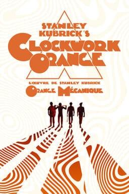 A Clockwork Orange - Key Art