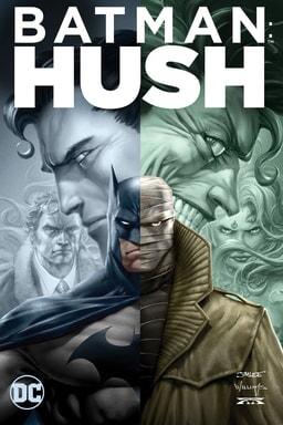 Batman: Hush - Key Art