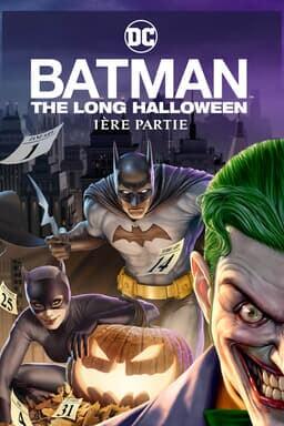 Batman : Un Long Halloween (première partie) - Illustration