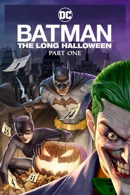 Batman: The Long Halloween Part 1 - Key Art