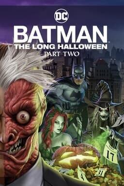 Batman: The Long Halloween Part 2 - Illustration