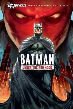 Batman: Under the Red Hood - Key Art