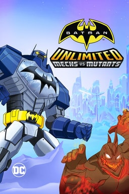 Batman Unlimited: Mechs vs Mutants - Illustration