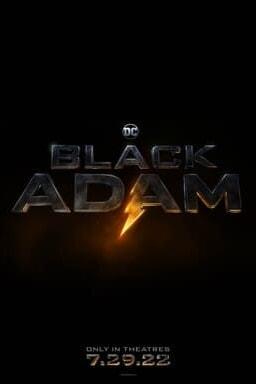 Black Adam - Key Art