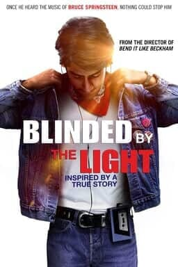 Blinded By The Light - Key Art