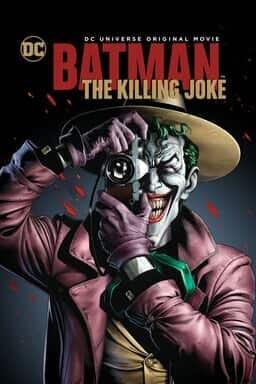 Batman: The Killing Joke - Illustration