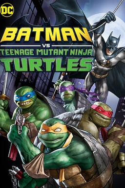 Batman et les Tortues Ninja - Illustration