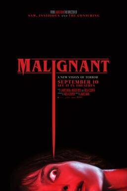 Malignant - Key Art