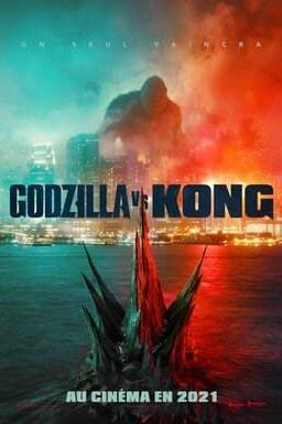 Godzilla vs Kong - Illustration