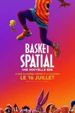 Basket spatial : Une nouvelle ère - Illustration