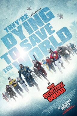 The Suicide Squad - Key Art