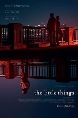 The Little Things - Key Art