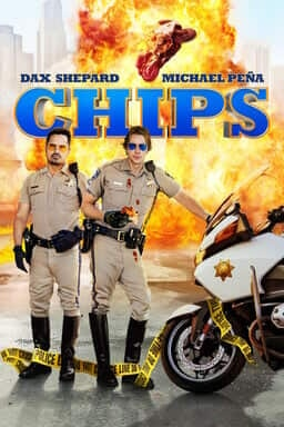 CHiPs - Key Art